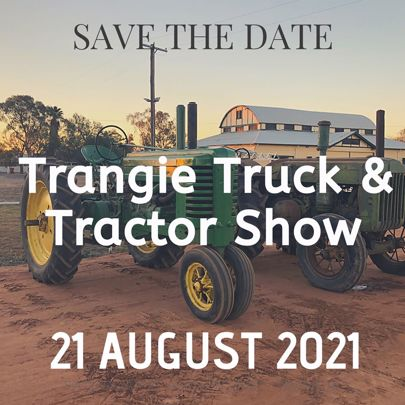 Trangie Truck and Tractor Show