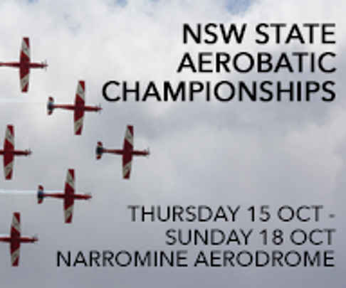 New South Wales Aerobatic Championships